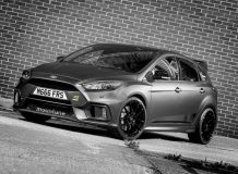 Фото Форд Фокус RS M400 от Mountune