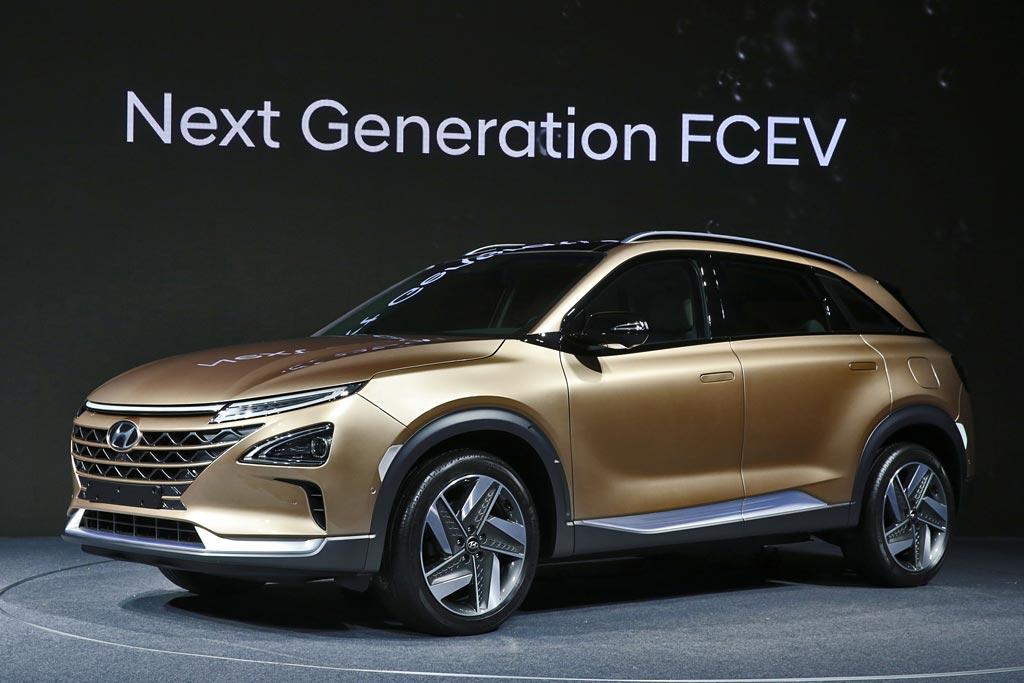 Фото концепта Hyundai Next Generation FCEV