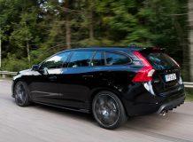 Фото новой Volvo V60 от Polestar