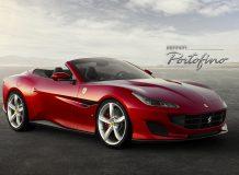Фото новой Ferrari Portofino