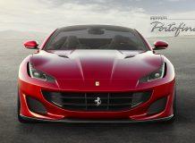 Новая модель Ferrari Portofino 2018 фото