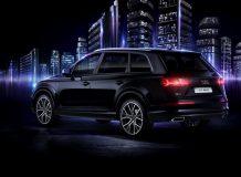 Новый Audi Q7 Bang & Olufsen фото
