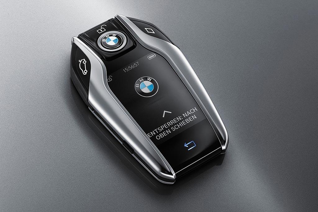 Ключ от автомобиля BMW