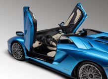 Новая модель Aventador S Roadster фото