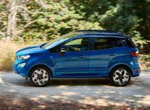 Новый Ford EcoSport 2018 фото