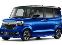 Honda N-Box Custom 2018 фото