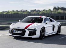 Фото нового Audi R8 V10 RWS