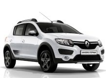 Renault Sandero Stepway Limited фото