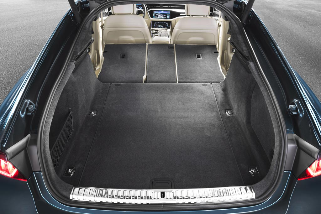 Багажник Audi A7 Sportback II