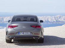Mercedes CLS Edition 1 фото