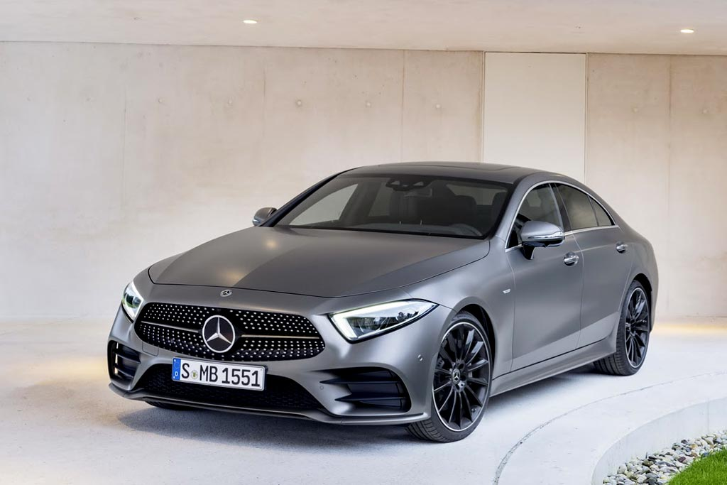 Mercedes CLS Edition 1