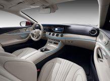 Салон Mercedes-Benz CLS-Class