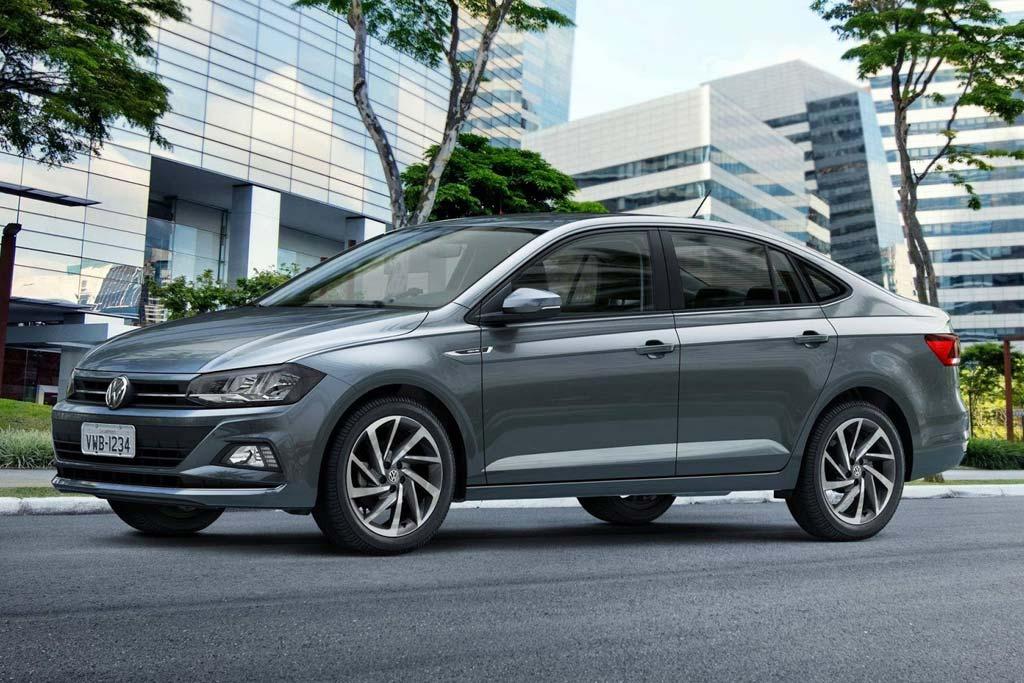 Новый Volkswagen Virtus 2020 года