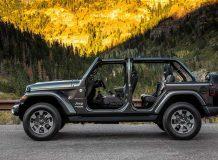Фото Jeep Wrangler Unlimited 2018 года