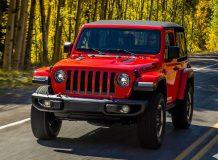 Фото Jeep Wrangler Rubicon 2019 года