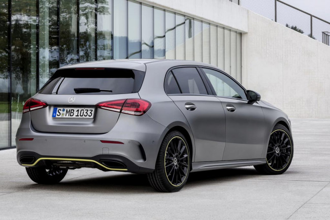 Mercedes A-Class Edition 1