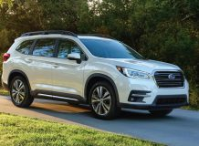 Фото нового Subaru Ascent 2018