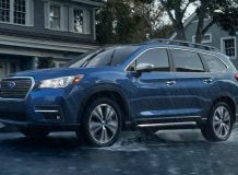Фото Subaru Ascent 2018 в новом кузове