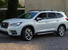 Subaru Ascent 2019 фото