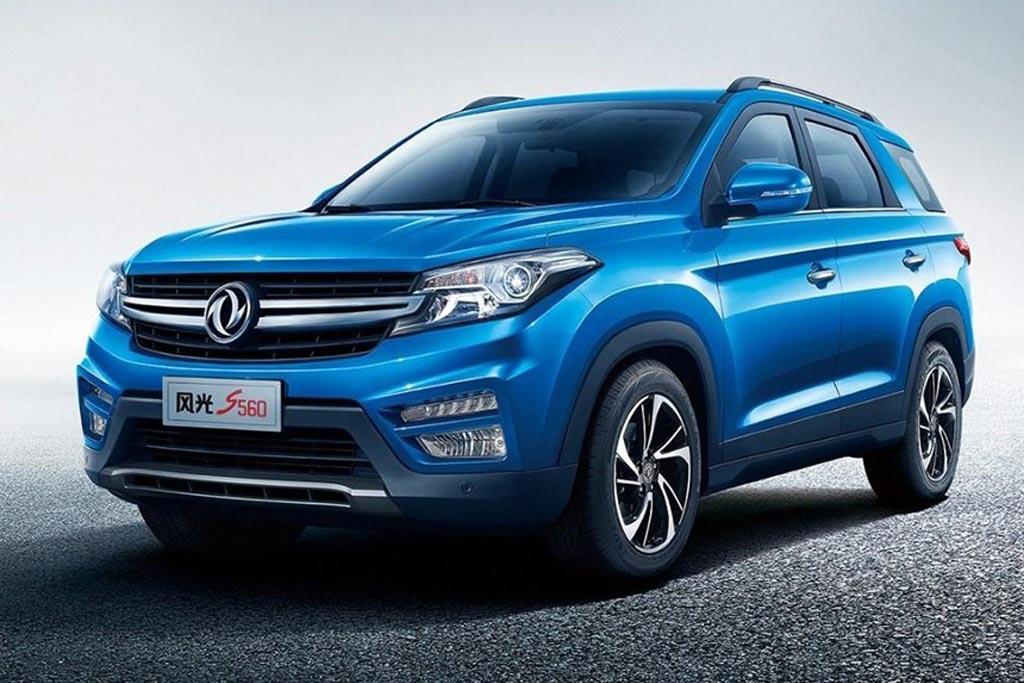 Новый Dongfeng S560