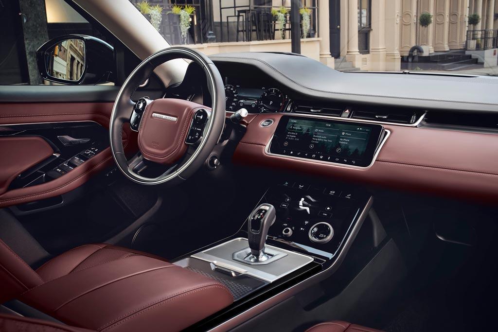 Салон Range Rover Evoque II