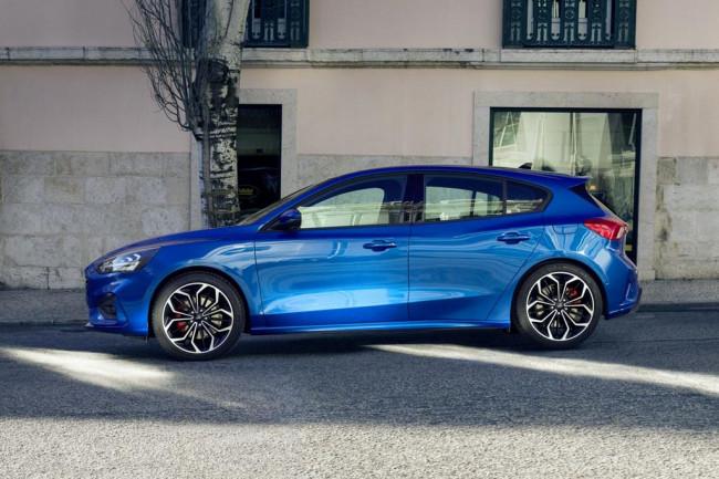 Форд Фокус 2019