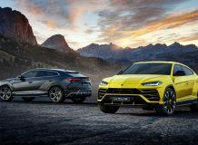 Lamborghini Urus фото