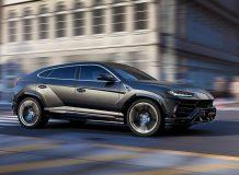 Внедорожник Lamborghini Urus фото