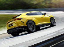 Фото Lamborghini Urus SUV 2018