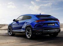 Lamborghini Urus Off-Road фото
