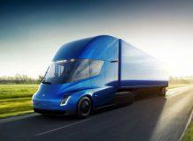 Фото нового Tesla Semi