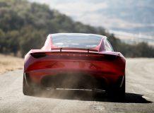 Новая Tesla Roadster 2019 фото