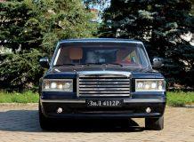 Лимузин для президента ЗИЛ 4112Р фото