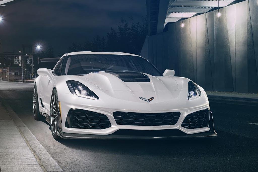 Corvette ZR1 HPE1200