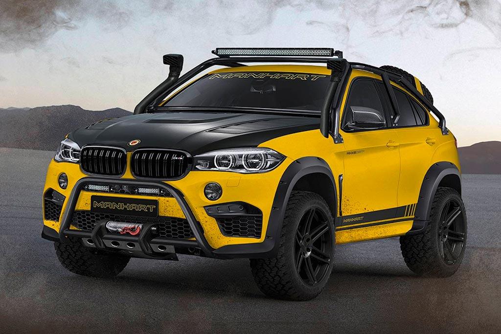 BMW MHX6 Dirt²