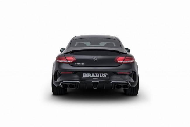 Brabus C63 S Coupe (C215)