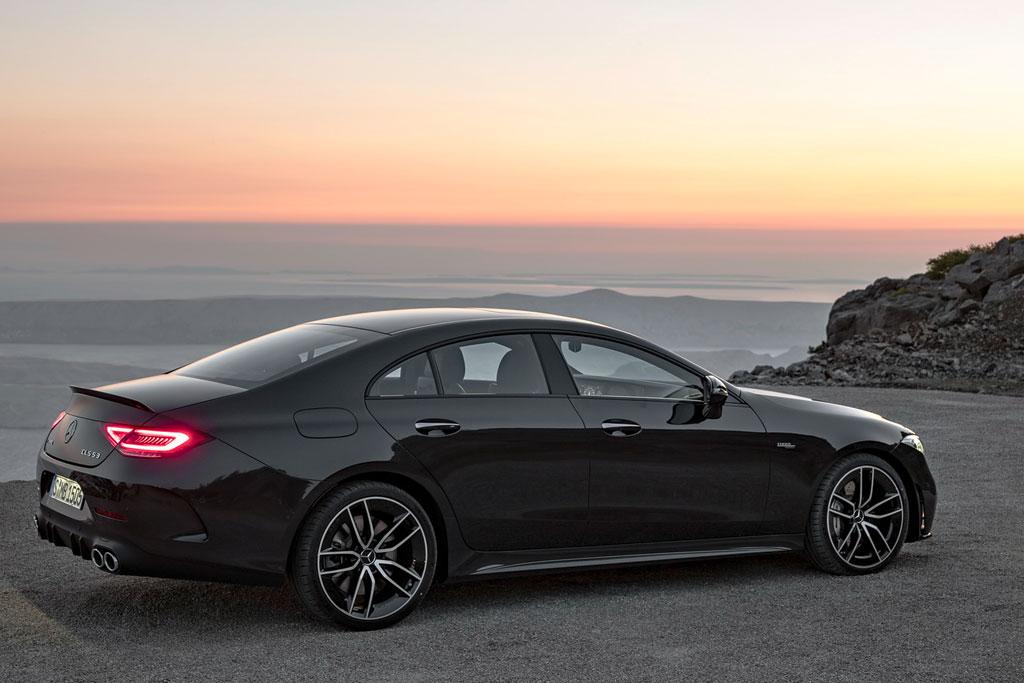 Новый Mercedes CLS 53 AMG 2020 года