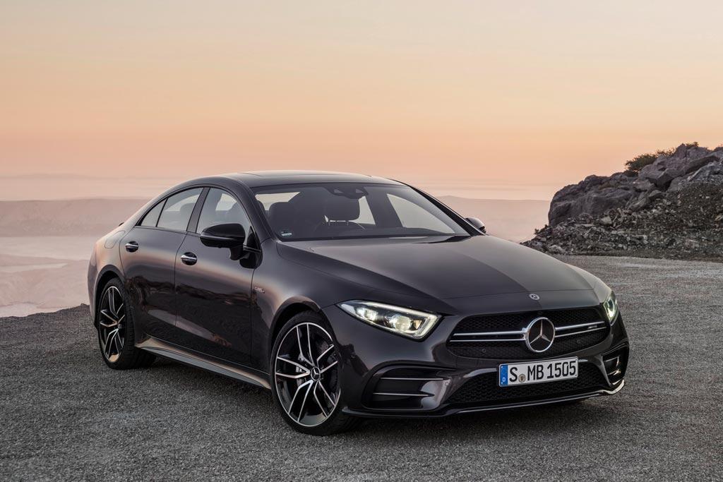 Mercedes-AMG CLS 53 2020