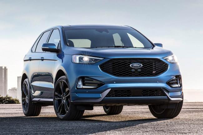 Новый Ford Edge ST 2018