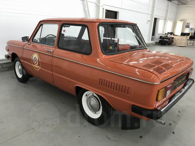 ЗАЗ-968М