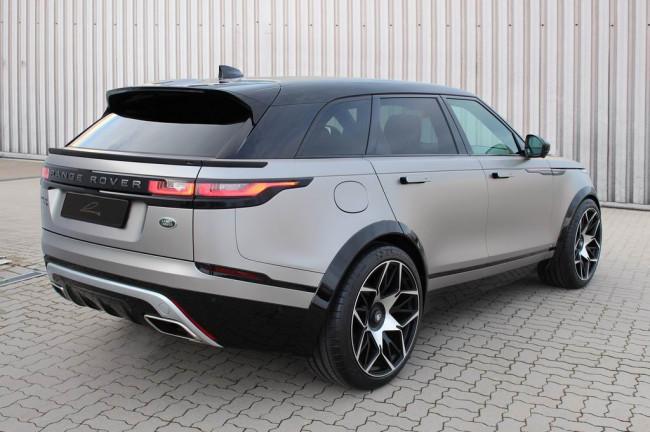 Range Rover Velar от Lumma
