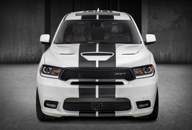 Dodge Durango SRT от Mopar