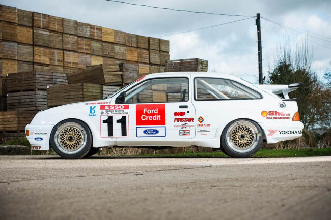 Ford Sierra Cosworth RS500 Group A
