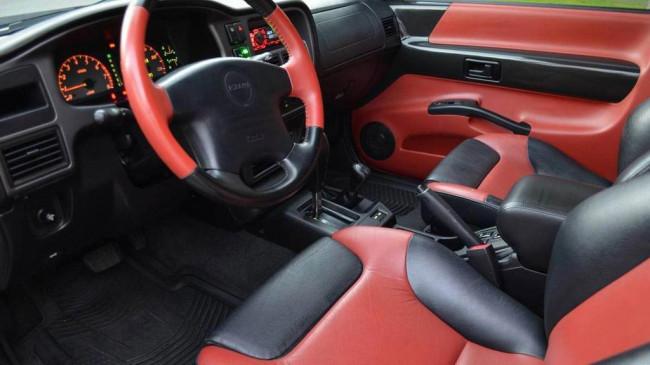 Isuzu Vehicross Ironman Edition