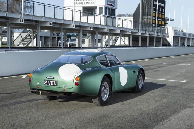 Aston Martin DB4GT Zagato 2 VEV