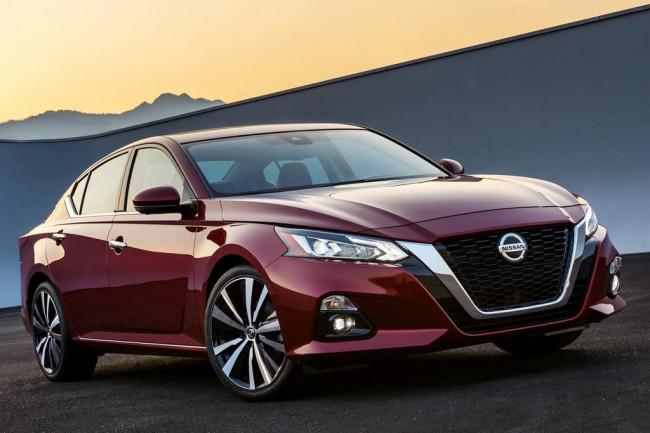 Новый Nissan Teana 2019