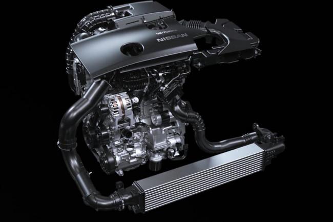 Двигатель VC-Turbo