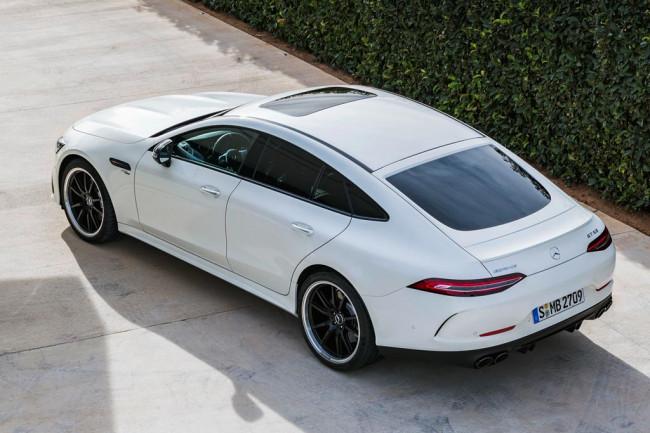 Новая модель Mercedes-AMG GT 53 4-Door