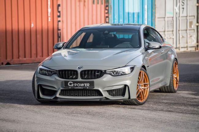 BMW M4 CS от G-Power