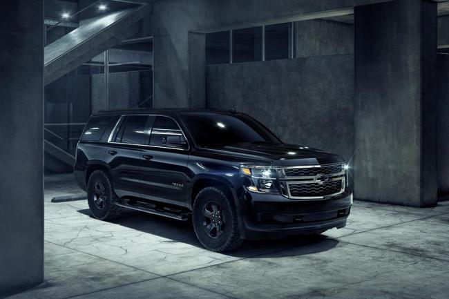 Chevrolet Tahoe Custom Midnight Edition